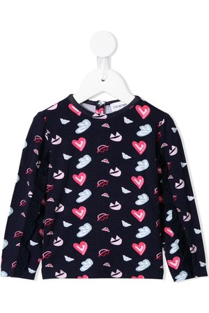 Emporio Armani Bodysuits & All-In-Ones - Heart print jersey set