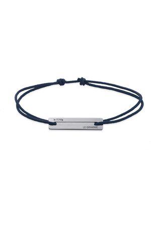 Le Gramme 17/10 Cord Bracelet