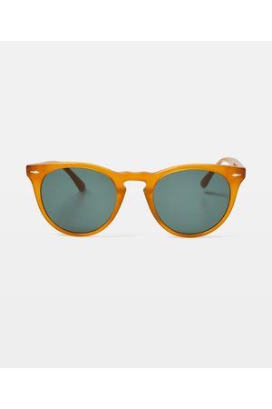 Epokhe Darko Sunglasses Polished Burnt Butter