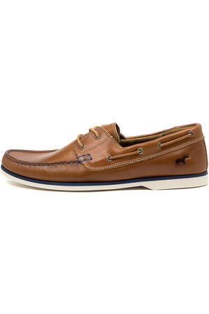 Wild Rhino Men Casual Shoes - Byron Wr Tan Shoes Mens Shoes Casual Flat Shoes
