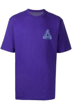 PALACE Men Short Sleeve - Reverso logo T-shirt