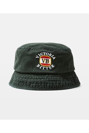Rollas Vb Bucket Hat Washed