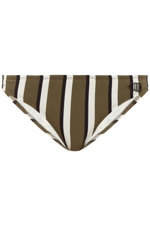 Solid The Rachel Striped Bikini Briefs - Womens - Stripe