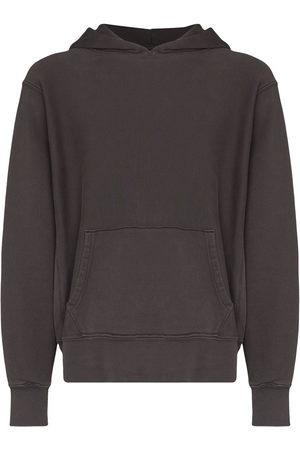 Les Tien Men Hoodies - Cropped cotton hoodie