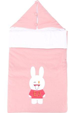 Emporio Armani Kids Sleeping Bags - Bunny sleeping nest
