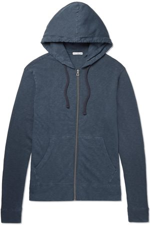 James Perse Men Hoodies - Supima Cotton-jersey Hoodie
