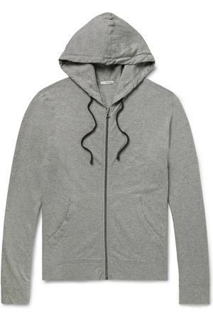 James Perse Supima Cotton-Jersey Hoodie