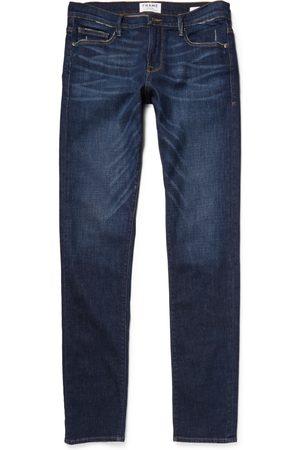 FRAME L'Homme Slim-Fit Denim Jeans