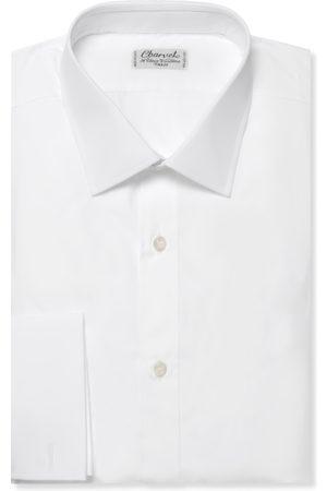 Charvet Double-cuff Cotton Shirt