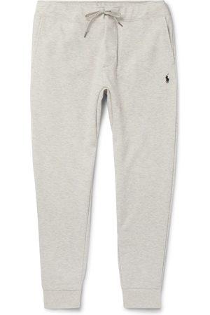 Polo Ralph Lauren Men Joggers - Slim-Fit Mélange Tapered Jersey Sweatpants
