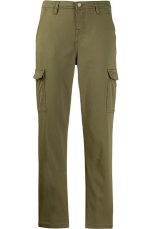 7 for all Mankind Women Cargo Pants - Tapered leg cargo pants