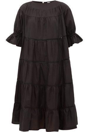 Merlette Paradis Tiered Cotton Sun Dress - Womens