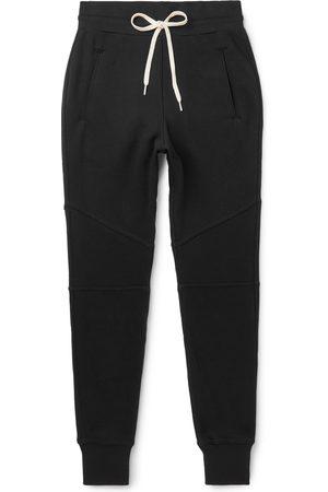 JOHN ELLIOTT Men Joggers - Escobar Slim-Fit Loopback Cotton-Blend Jersey Sweatpants