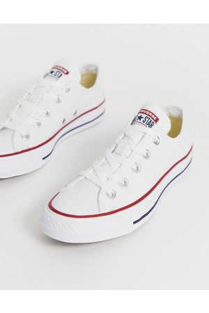 Converse Chuck Taylor All Star Ox white sneakers