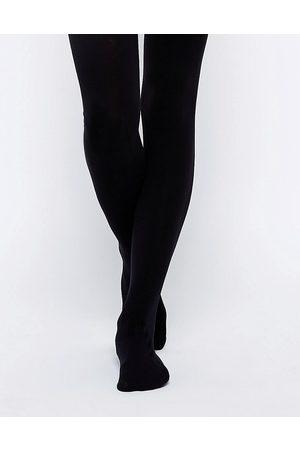 Gipsy thermal 200 denier tights-Black