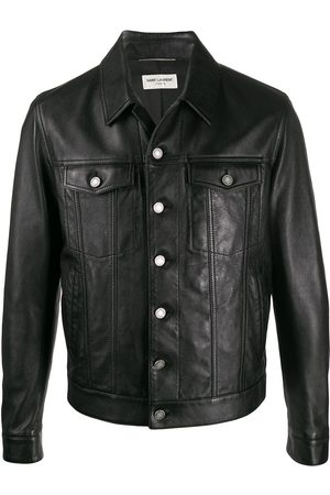 Saint Laurent Chest pockets buttoned jacket