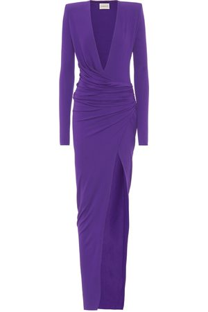 ALEXANDRE VAUTHIER Exclusive to Mytheresa – Stretch-jersey gown