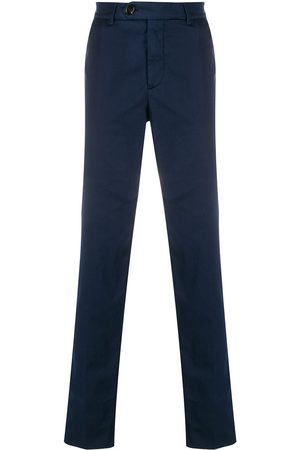 Brunello Cucinelli Mid-rise slim-fit chinos