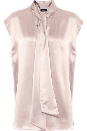 Joseph Nancy silk blouse