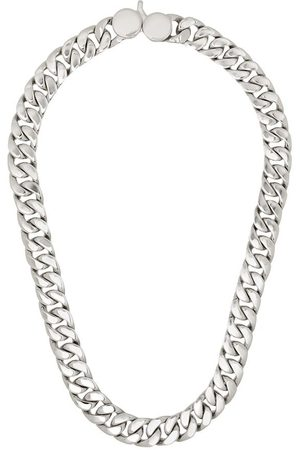 TOM WOOD Men Necklaces - Cuban curb chain link necklace