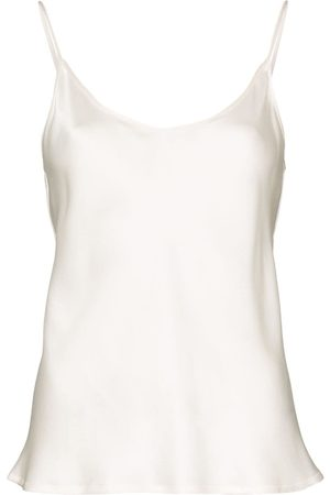 La Perla Silk-satin camisole