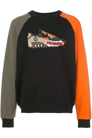 MOSTLY HEARD RARELY SEEN Falcon tri-colour sweatshirt