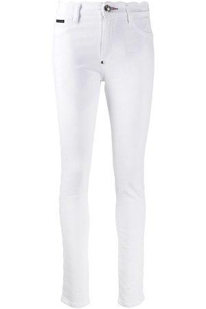 Philipp Plein Women Skinny - Statement skinny jeans