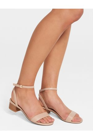 Forever New Phoebe Low Block Heel