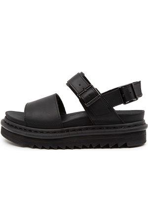 Dr. Martens Voss Sandal Dm Sandals Womens Shoes Casual Sandals Flat Sandals