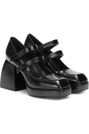 NODALETO Women Heels - Bulla Babies leather pumps