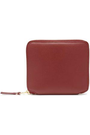 Comme des Garçons Leather Zip Wallet - Womens