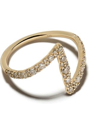 ASTLEY CLARKE Flash Interstellar' diamond ring