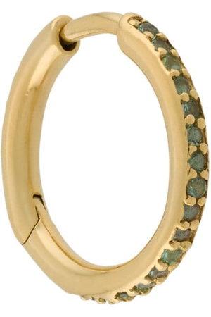 Maria Black Women Earrings - Mica single huggie earring