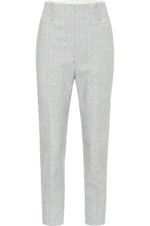 Isabel Marant, Étoile Noah wool-blend pants