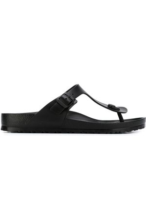 Birkenstock Buckled T-bar sandals