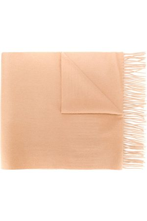 N.PEAL Scarves - Large woven cashmere scarf