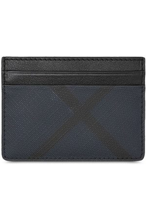Burberry London Check card case
