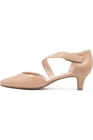 SUPERSOFT Laurie Su Nude Shoes Womens Shoes Dress Heeled Shoes
