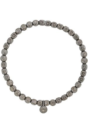 Tateossian Expandable cube beaded bracelet