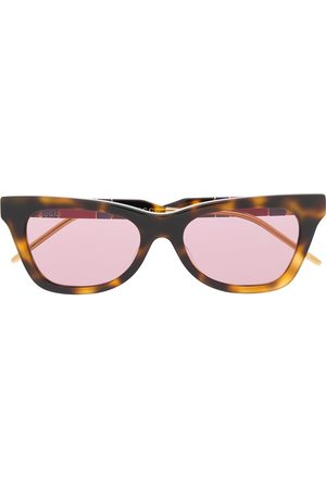 Gucci Tortoiseshell cat eye frame sunglasses