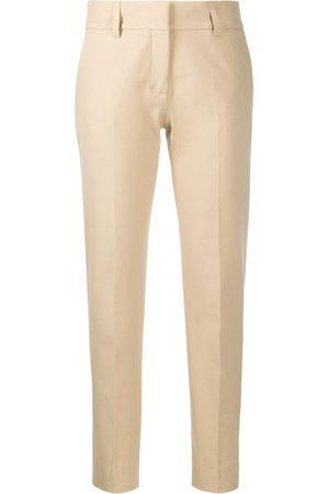 PIAZZA SEMPIONE Women Skinny Pants - Slim-fit cropped trousers