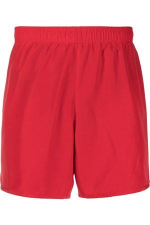 EA7 Men Board Shorts - Elasticated logo shorts