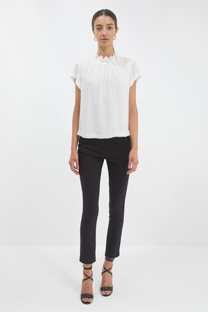 SABA Willa High Neck Top