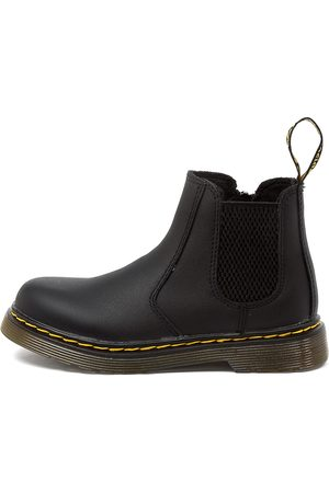 Dr. Martens 2976 Chelsea Boot Junior Dm Boots Boys Shoes Casual Ankle Boots