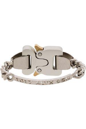 1017 ALYX 9SM Men Bracelets - Tone logo-engraved bracelet
