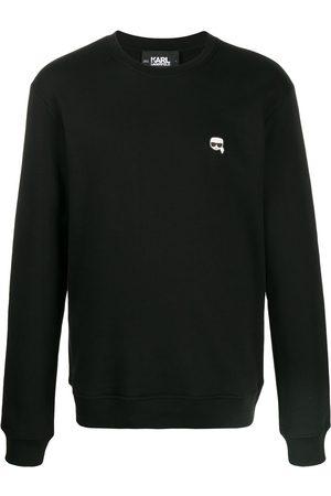 Karl Lagerfeld Rubber patch sweatshirt