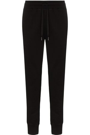 Dolce & Gabbana Drawstring cotton sweatpants