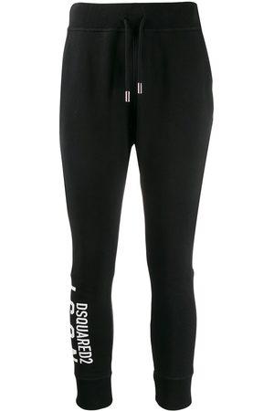 Dsquared2 ICON logo track pants