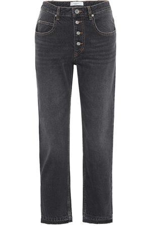 Isabel Marant, Étoile Garance cropped straight jeans