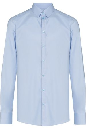 Dolce & Gabbana Spread collar tailored shirt